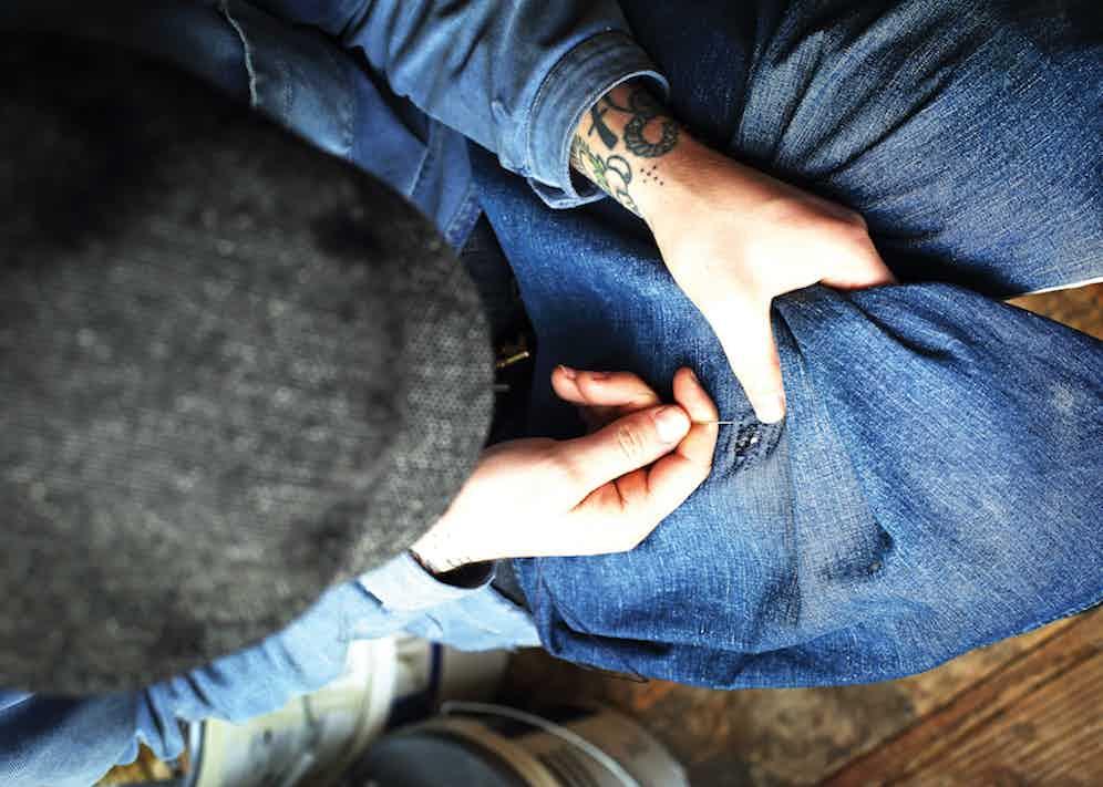D'Artisan Jeans.