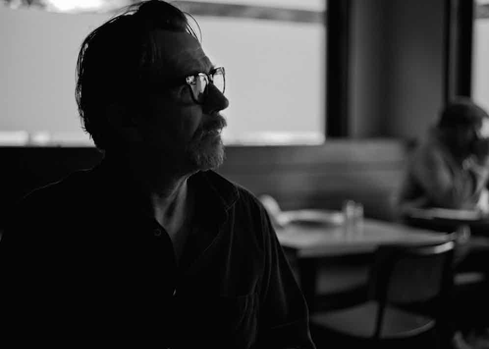 Gary Oldman in Los Angeles, photograph courtesy of Jack English Photography