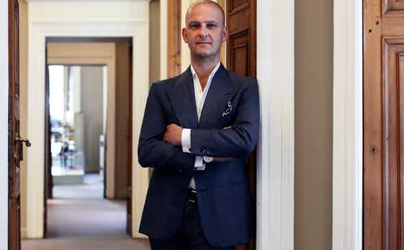 Milan Fashion Week Men's: Santoni