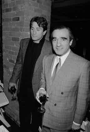 Martin Scorsese and Robert de Niro. Photo by The LIFE Picture Collection/Getty Images.