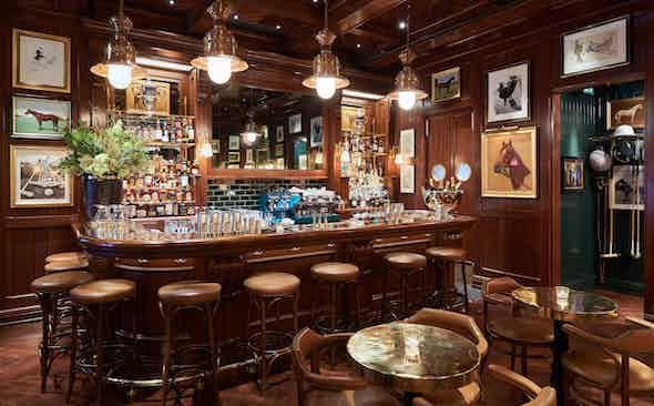 Ralph Lauren Opens Ralph's Coffee & Bar in London