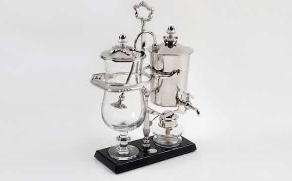 The Impractical Choice: Royal Paris Coffee Maker