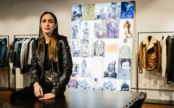 London Fashion Week Men's AW17: Belstaff