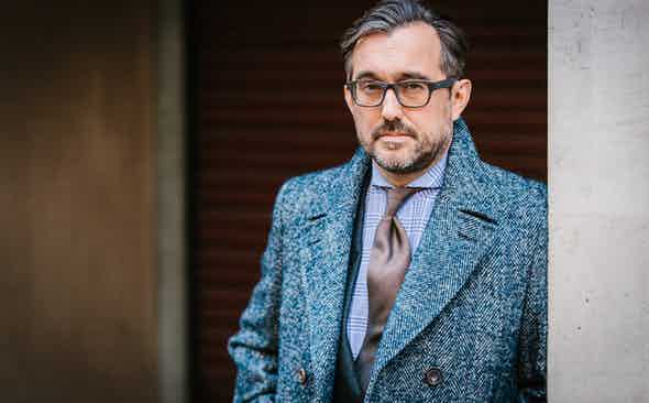 London Fashion Week Men's AW17: Chester Barrie