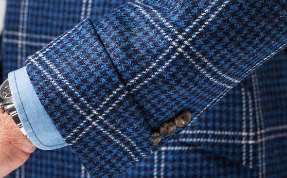 Create Your Own Bespoke Tweed with Huntsman