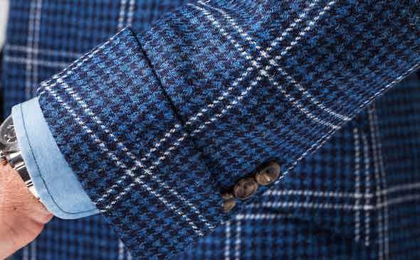 Create Your Own Bespoke Tweed with Huntsman