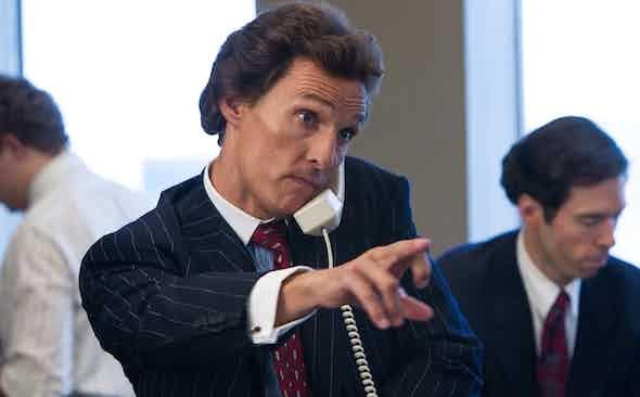 The Comeback: Matthew McConaughey