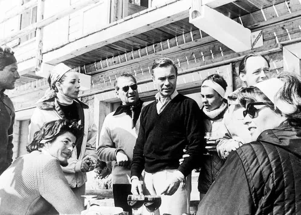 Porfirio Rubirosa, 1961. Photo by Sipa Press/REX/Shutterstock.