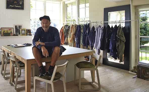 Back To The Future: Nigel Cabourn