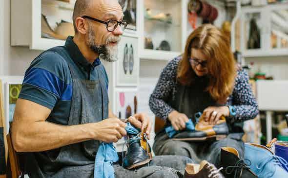 Designed for Life: Carréducker Footwear
