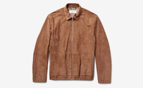 What To Buy This Week: Luxe Lightweight Jackets