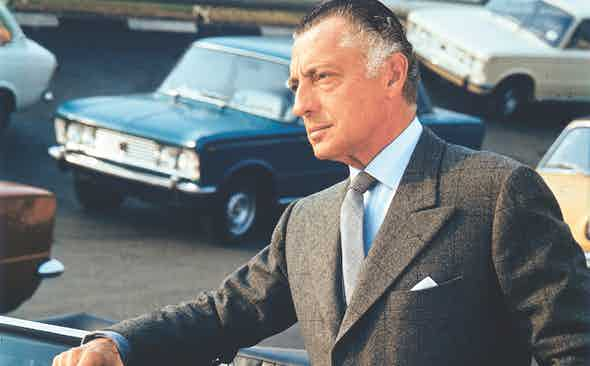 The Autumn/Winter of The Patriarch: Gianni Agnelli