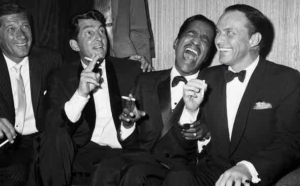 The View From The Mountaintop: The Rat Pack