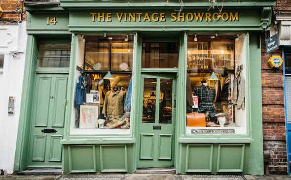 The Most Rakish Menswear Stores On The Planet: The Vintage Showroom