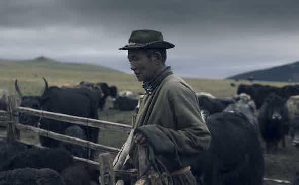 Peak Luxury: Limited Edition Huntsman and Tengri Khangai Yak Cloth