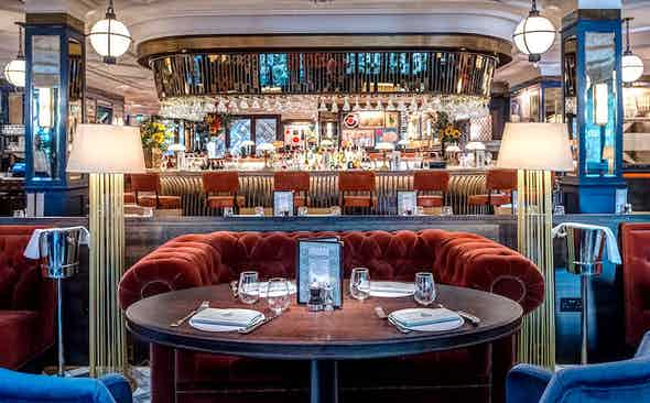 Ivy League: The Ivy Soho Brasserie