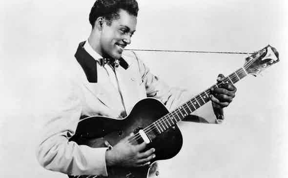 The One True King: Chuck Berry