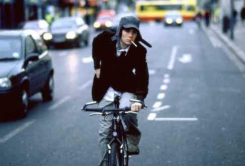 Cillian Murphy in On The Edge, 2001.