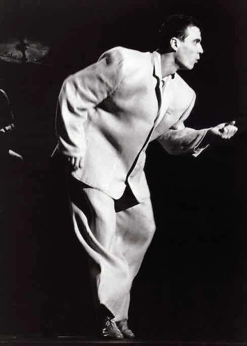 David Byrne. Photo by Cinecom Int'/Island Alive/REX/Shutterstock.