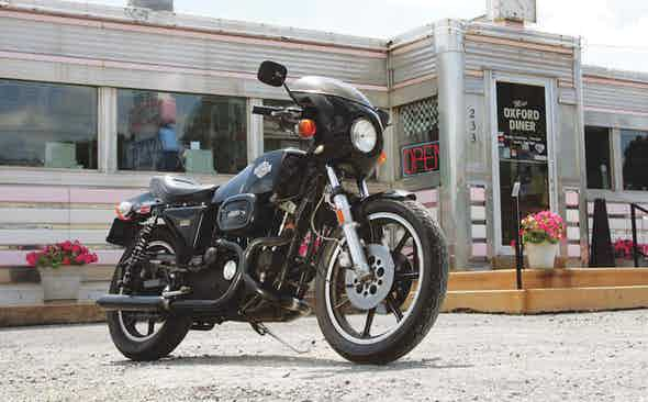 Invest: Harley Davidson XLCR