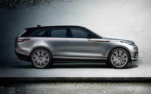 New Terrain: Range Rover Velar