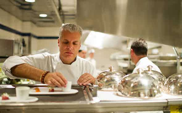 Le Bernadin by Eric Ripert, New York
