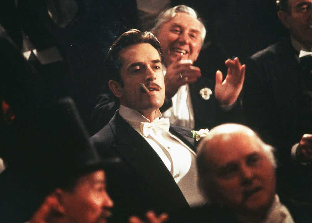 Rupert Everett in The Importance Of Being Earnest, 2002. Photo by Paul Chedlow/Miramax/Dimensi/REX/Shutterstock.