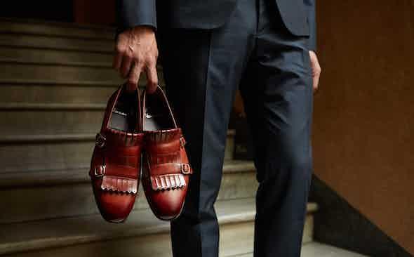 What Makes Santoni Shoes Special