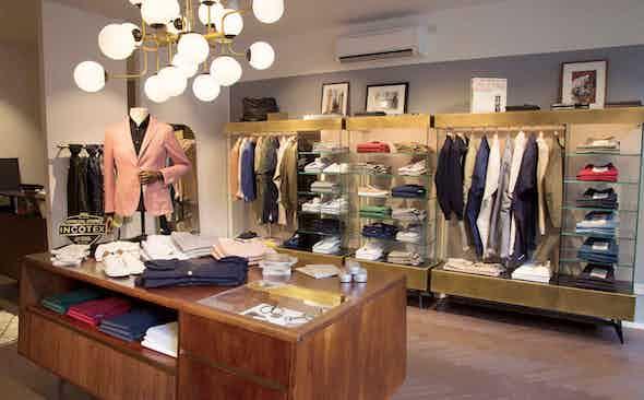 The Most Rakish Menswear Stores On The Planet: Slowear