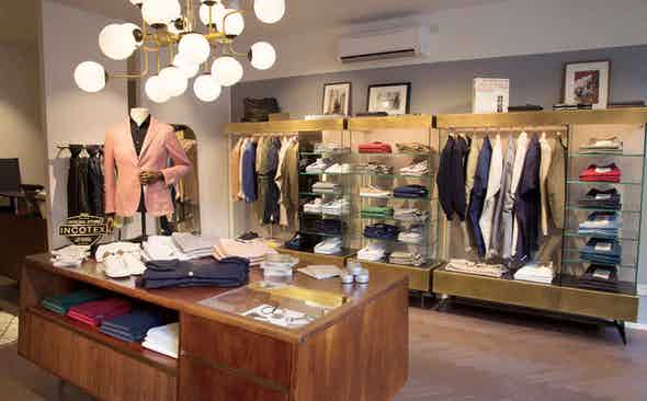The Most Rakish Menswear Stores On The Planet: Slowear