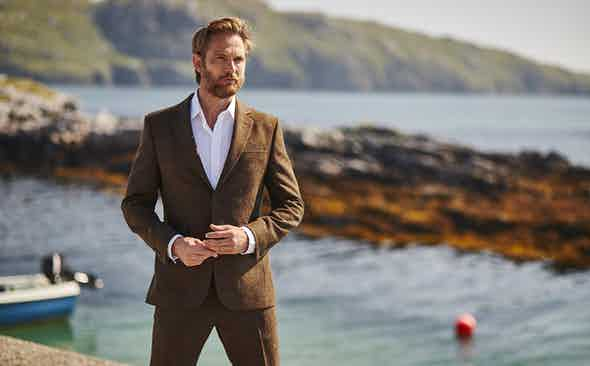 Contemporary Tweed Specialist: Walker Slater