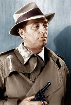 Robert Mitchum in Farewell, My Lovely, 1975. Photo by ITV/REX/Shutterstock.