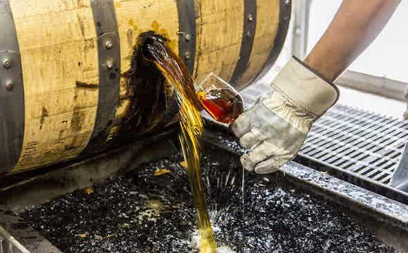 The Beauty of Bourbon