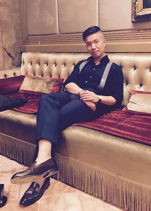 Marol's Co-Owner Bo Yang.