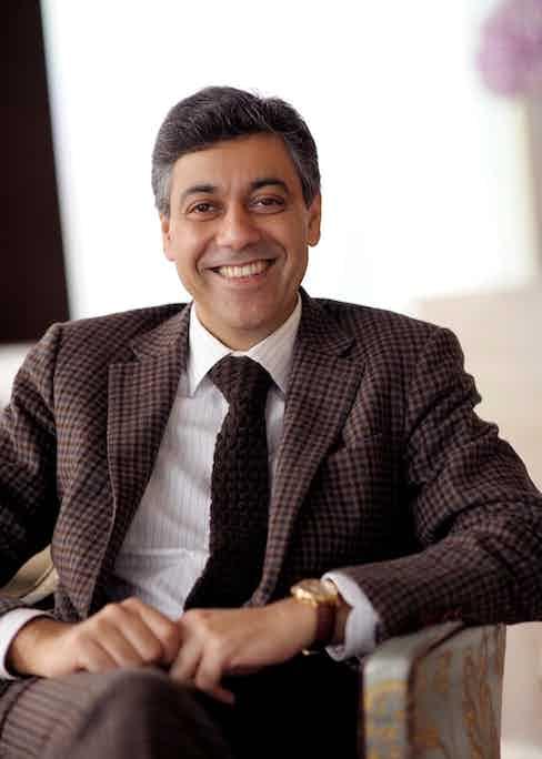 Mr Deepak Ohri.