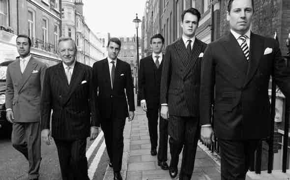 The Timeless Elegance of British Drape