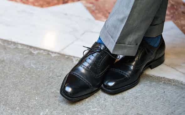 Is The Oxford Menswear's Most Enduring Shoe?