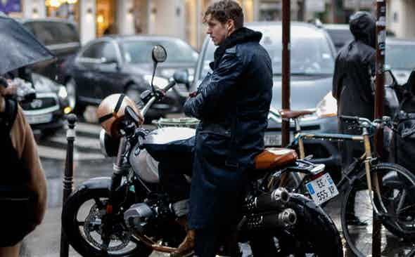 Three Months with The Rake x Grenfell Despatch Rider