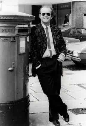 Jack Nicholson. Photo by Alamy.