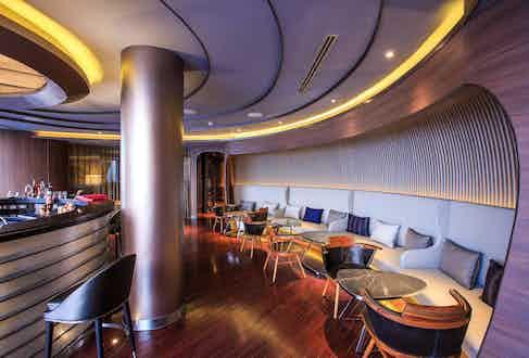 Alfresco 64 - A Chivas Bar.