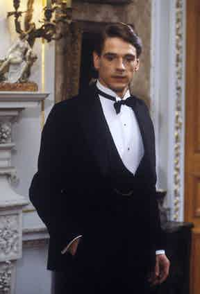 Jeremy Irons in Brideshead Revisited. Photo by ITV/REX/Shutterstock.