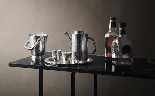 Georg Jensen Cocktail Set: The Impractical Choice