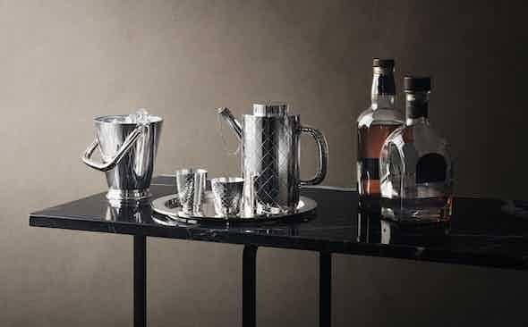 Georg Jensen Cocktail Set: The Impractical Choice