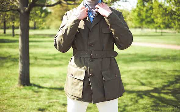 Grenfell's Trans-Seasonal Trench Coat and Shooter Jacket