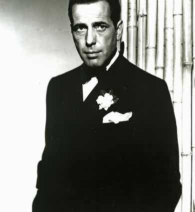 Humphrey Bogart. Photo by Alamy.