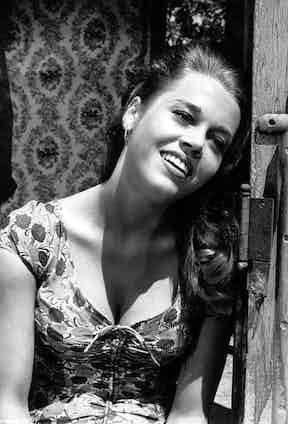 Jane Fonda. Photo by REX/Shutterstock.