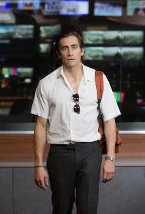 Jake Gyllenhaal in Nightcrawler, 2014. Photo by Alamy.