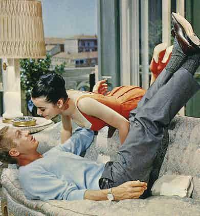 Steve McQueen in The Honeymoon Machine (1961).