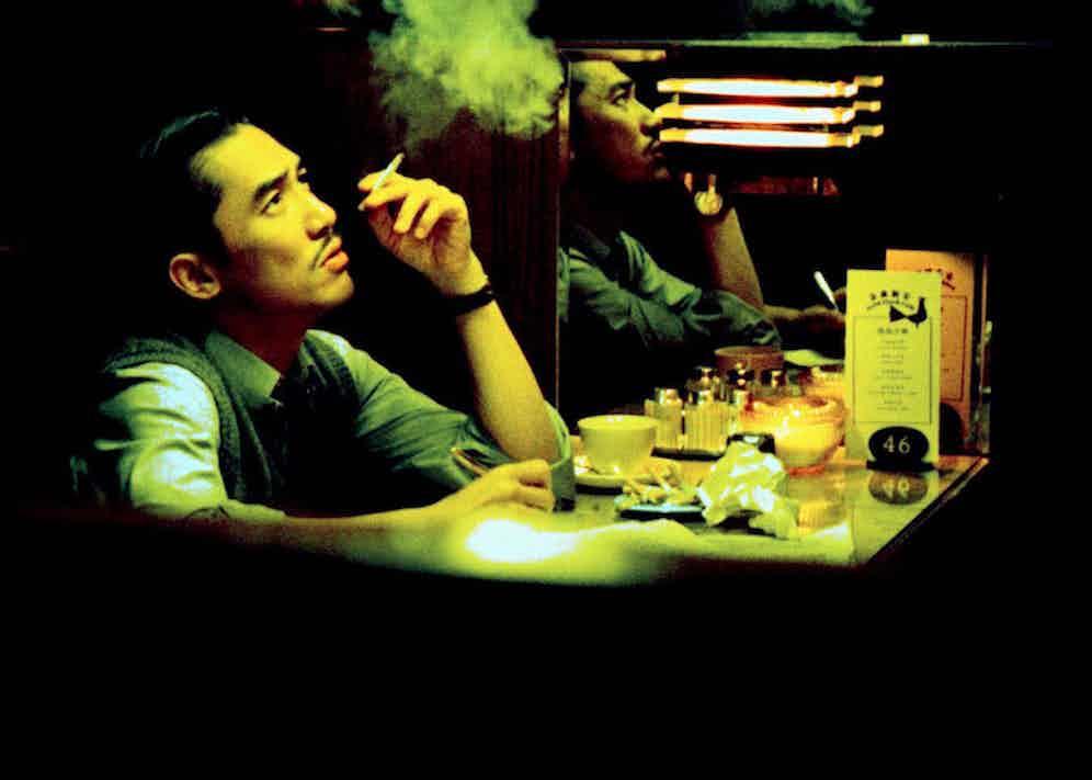 Tony Leung in 2046, 2007. Photo courtesy of Alamy.
