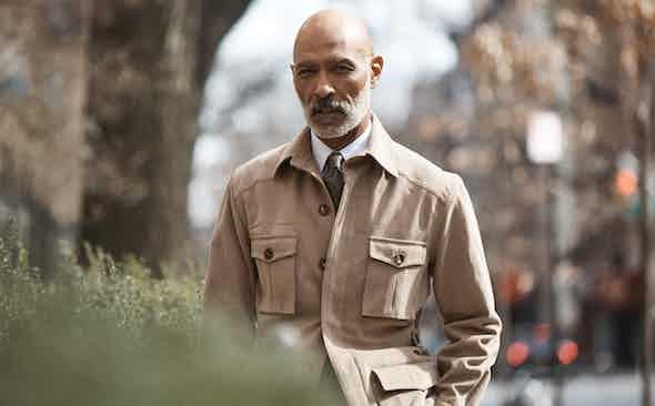 Urban Safari: Military Inspired Outerwear